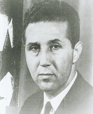 Ahmed Ben Bella Image
