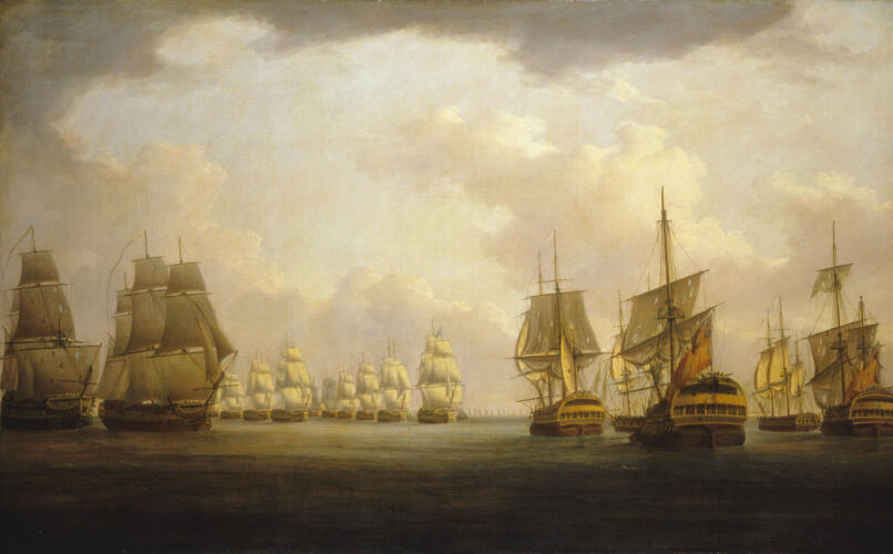 Battle of Cape Finisterre (1805)
