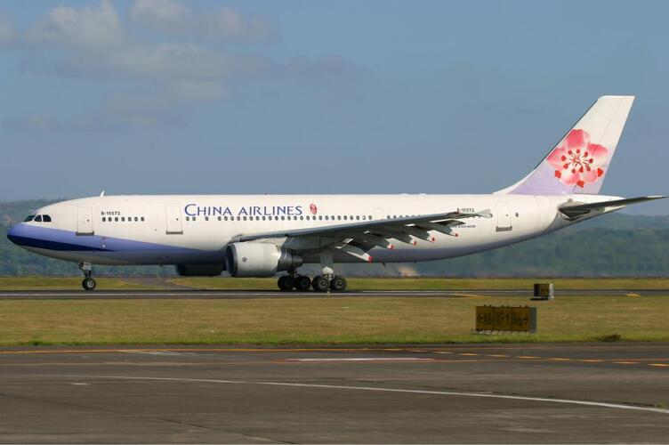 China Airlines Flight 676 Image