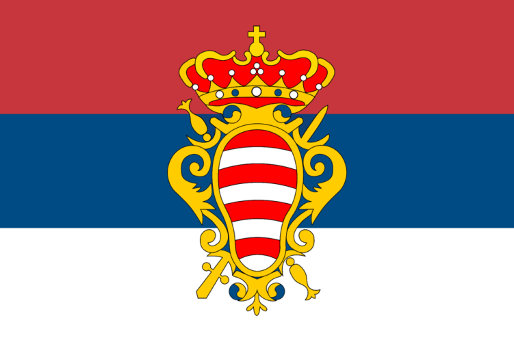 Flag of Dubrovnik - image
