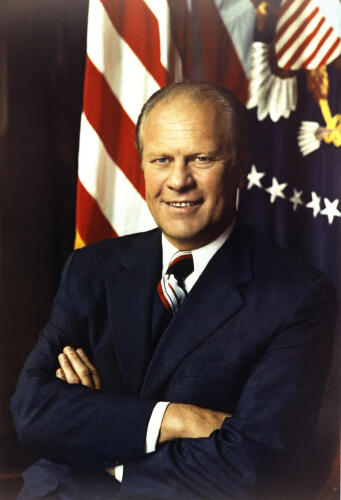 Gerald Ford Image