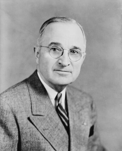 Harry S. Truman Image