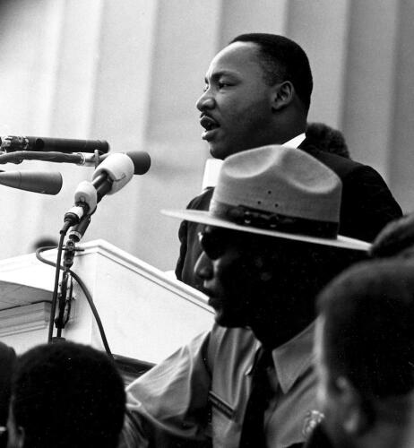 """I Have a Dream"" Speech Image"