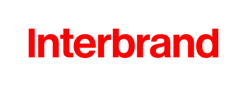 Interbrand Logo RED Image