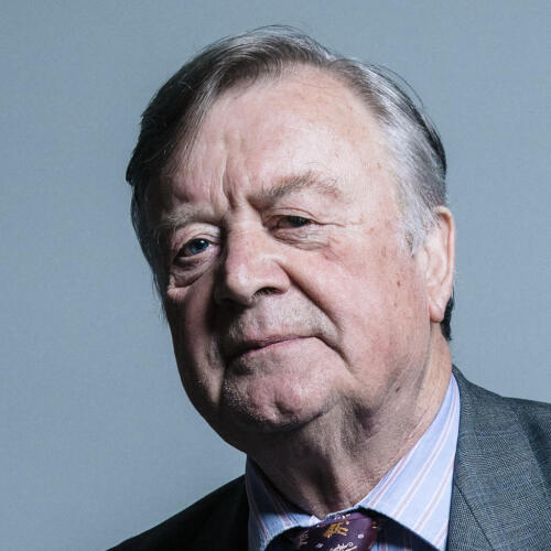 Kenneth Clarke Image