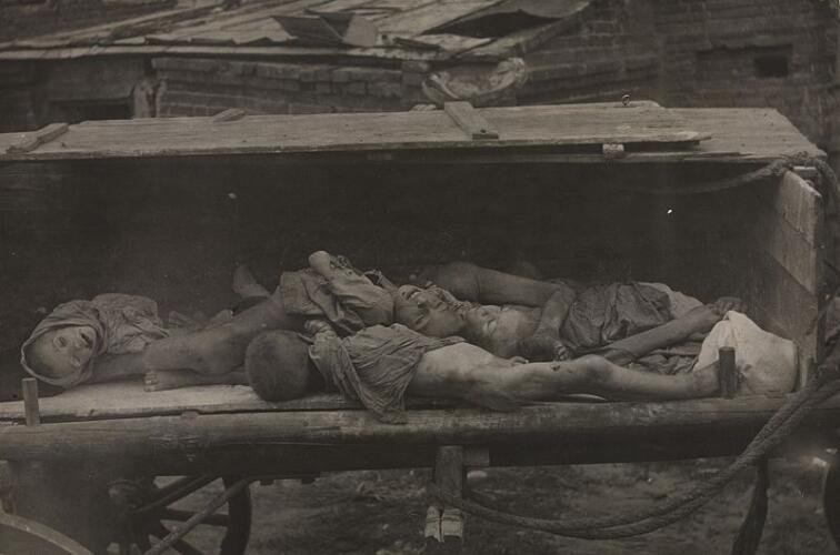 Russian famine of 1921–22