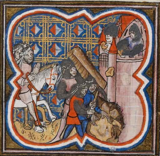 Siege of Acre (1291)
