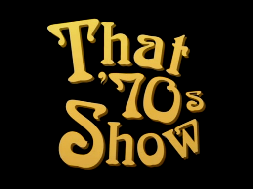 That '70s Show logo