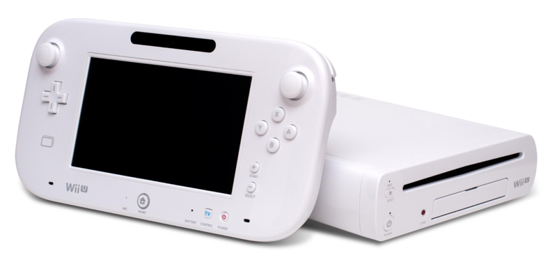 Wii U Console and Gamepad Image