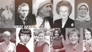 Great Women in History