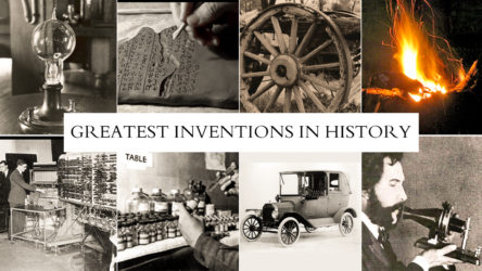 Greatest Inventions in History That Changed The World